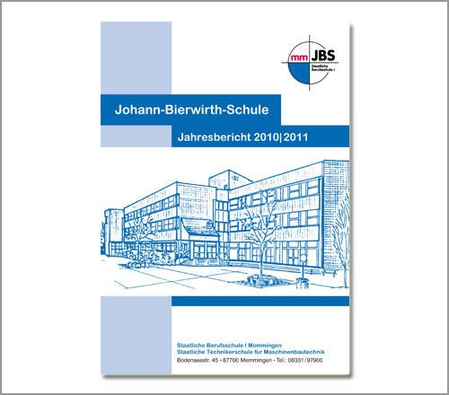 Berufsschule JBS Memmingen – Jahresbericht