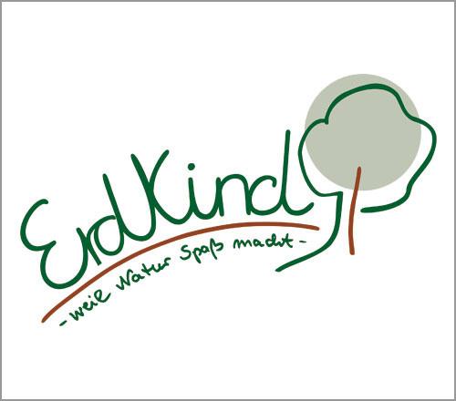 Erdkind – Logoentwicklung