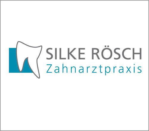 Zahnarztpraxis Rösch – Logoentwicklung