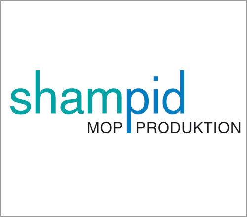 Shampid Mopproduktion – Logoentwicklung
