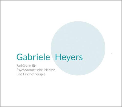 Gabriele Heyers – Logoentwicklung