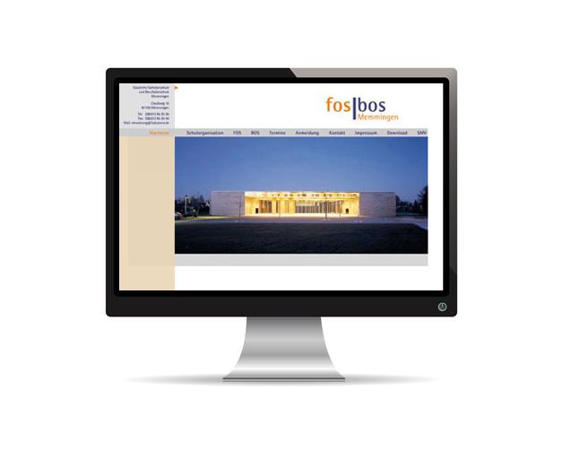 Webauftritt – FOS | BOS Memmingen