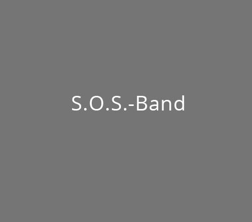 Print-Design – S.O.S.-Band