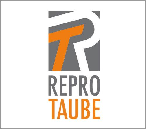 Repro Taube – Logoentwicklung