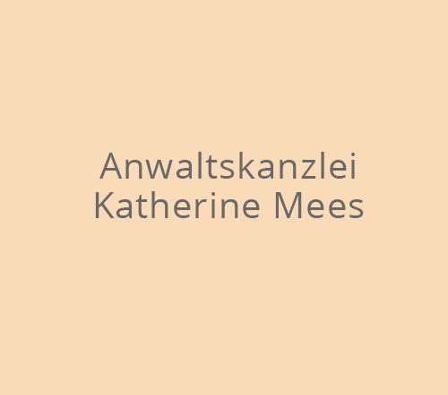 Print-Design – Anwaltskanzlei Katherine Mees