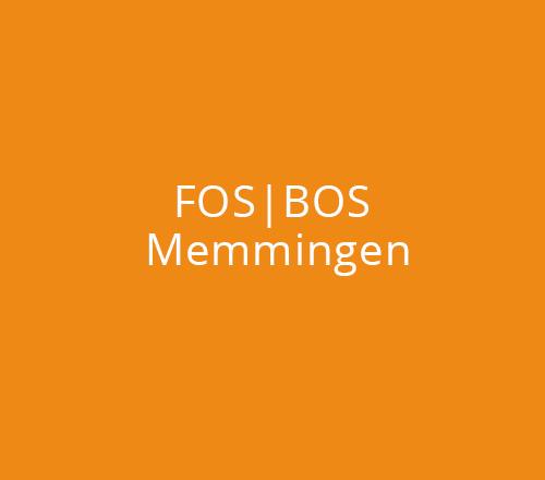 Print-Design – FOS|BOS Memmingen