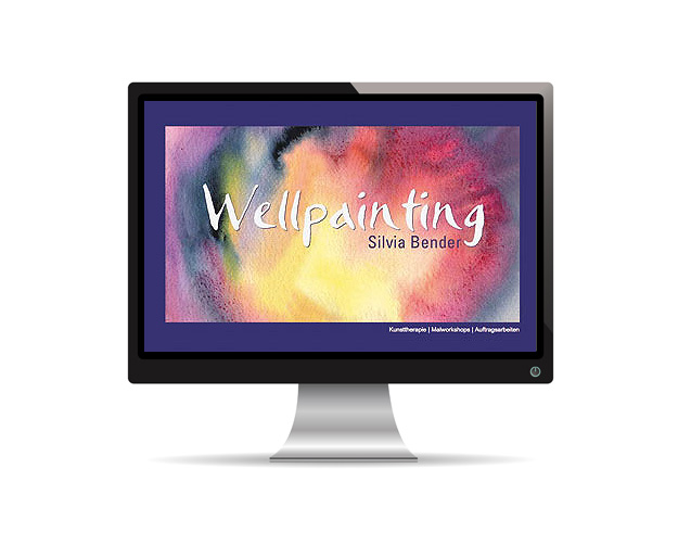 Webauftritt – Wellpainting | Silvia Bender