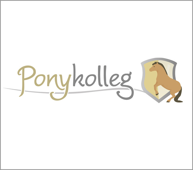 Xenia Brunk | Ponykolleg – Logorelaunch