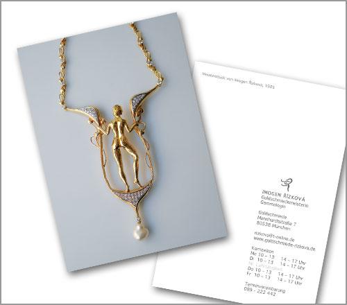 Atelier Imogen Rizkova – Postkarte
