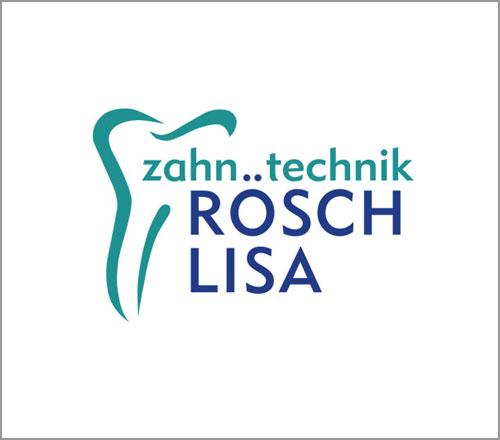 Zahntechnick Lisa Rösch – Logoentwicklung