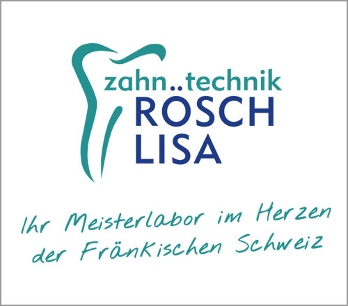 Zahntechnick Lisa Rösch – Logoentwicklung + Claim