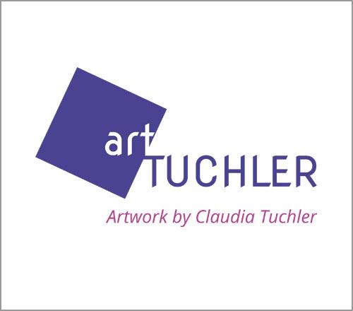 artTUCHLER | Claudia Tuchler – Logorelaunch