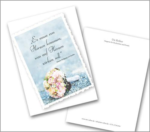 Ute Reiber – Postkarte