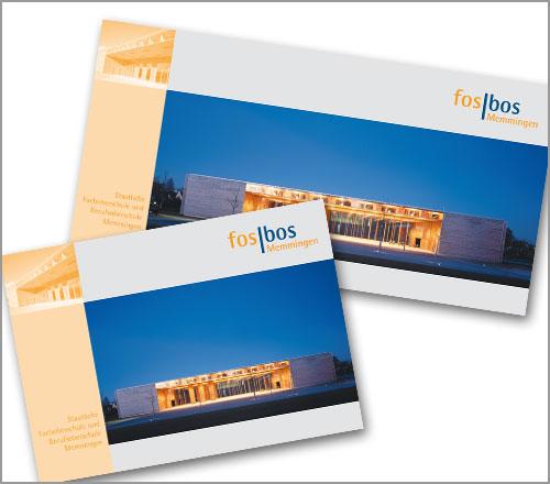 fosbos Memmingen – Post- und Grußkarte